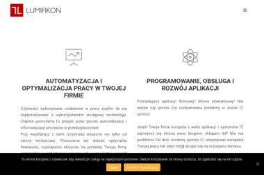 LUMIFIKON Łukasz Firaza - Sklepy Online Łódź