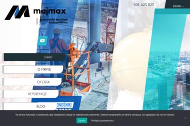 Majmax - Mycie dachów Lublin