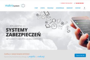 Makro System - Kamery do Monitoringu Toruń