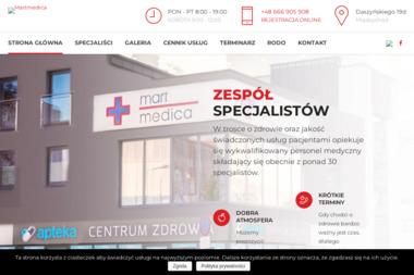 Centrum medyczne Martmedica - Psycholog Międzychód