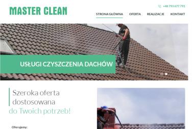 Master Clean - Mycie elewacji Kępice