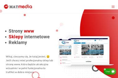 MATmedia - Strony internetowe Mikstat