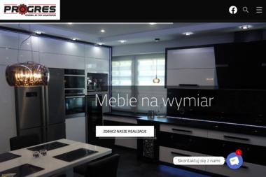 PROGRES Rafał Szymański - Nowoczesne Kuchnie Połczyn-Zdrój