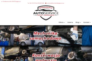 Auto Service Maciej Lewandowski - Warsztat samochodowy Bydgoszcz