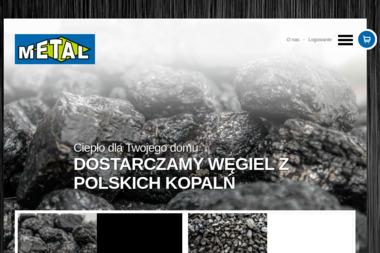 PUH METAL Jerzy Cesarz & Grzegorz Pawłowski - Ekogroszek Ropczyce