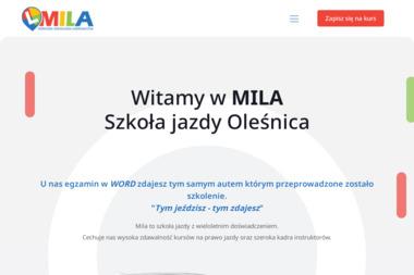 OSK MILA - Jazdy Doszkalające Oleśnica