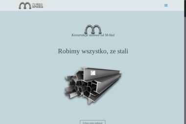 M-Stal Nagieł Mirosław - Ogrodzenia Oława