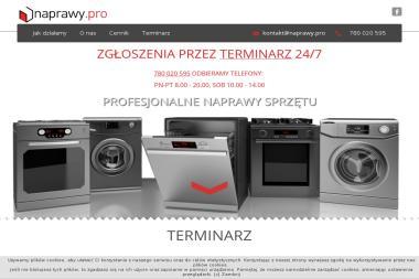Naprawy.pro - Naprawa piekarników i kuchenek Kraków