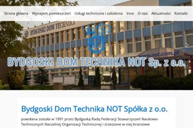 Bydgoski Dom Technika NOT Sp. z o.o. - Osuszanie Bydgoszcz