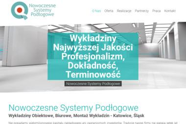 NSP Paweł Dziębor - Wykładziny Katowice