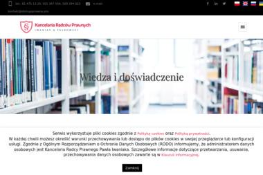 Kancelaria Radców Prawnych Iwaniak & Fałkowski - Obsługa prawna firm Lublin