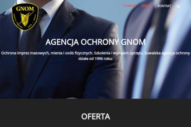 """Agencja """"Gnom"""" - Kancelaria prawna Suwałki"""