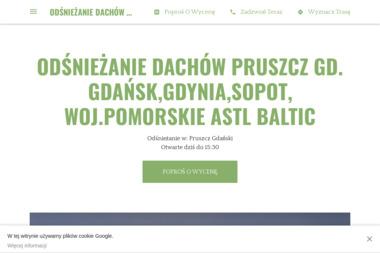 ASTL BALTIC - Odśnieżanie Pruszcz Gdański