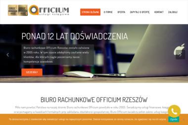 OFFICIUM - Prowadzenie Księgowości Rzeszów