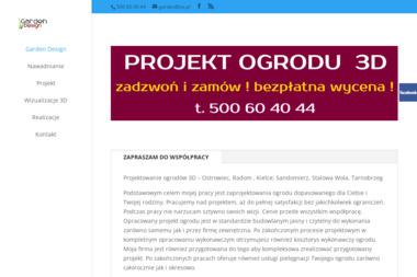 Garden Design - Planowanie Ogrodu Ostrowiec Świętokrzyski