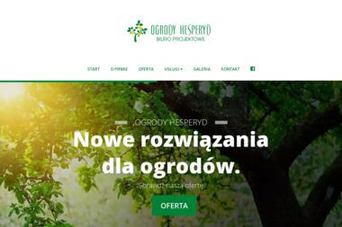Ogrody Hesperyd Biuro Projektowe - Producent Ogrodów Zimowych Żagań