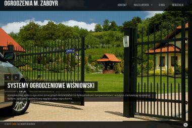 OGRODZENIA Mirosław Zabdyr - Ogrodzenia kute Stadniki