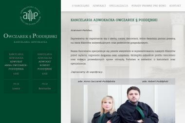 KANCELARIA ADWOKACKA ADWOKAT ANNA OWCZAREK-PODDĘBSKA - Windykacja Łódź