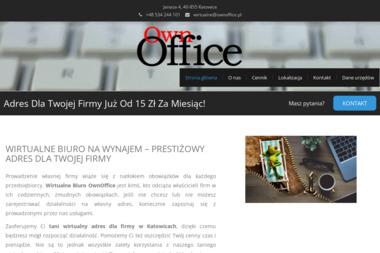 OwnOffice - E-biuro Katowice