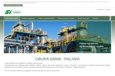SIWIK Intertrade Spółka z o.o. - Sprzedaż Oleju Opałowego Mrągowo