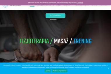 Fizjoterapia, rehabilitacja - Pan Kręgosłup - Rehabilitant Wrocław