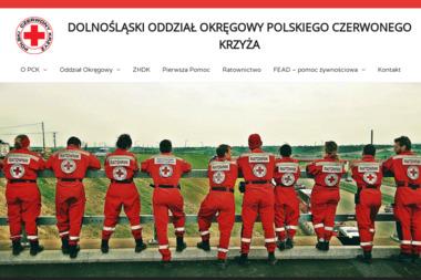 Dolnośląski Oddział Okręgowy PCK - Kurs Pierwszej Pomocy Wrocław