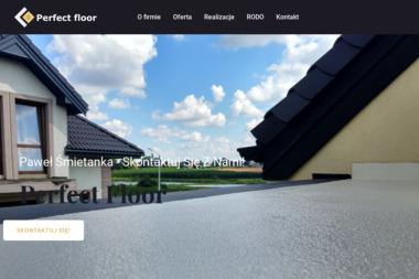 Perfect floor  Posadzki przemysłowe - Wylewki Betonowe Garbatka-Letnisko