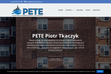 PETE Czyszczenie - Odśnieżanie Rotmanka