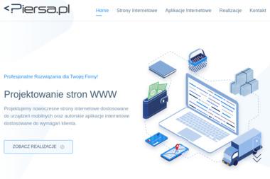 Piersa.pl - Agencja interaktywna Ostrołęka