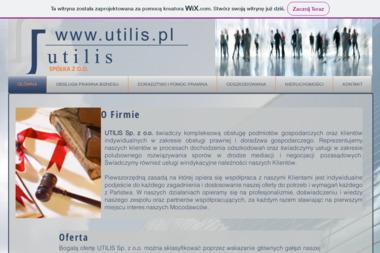 UTILIS Spółka z ograniczoną odpowiedzialnością - Windykacja Tczew