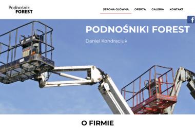 FOREST - Budowanie Kołobrzeg