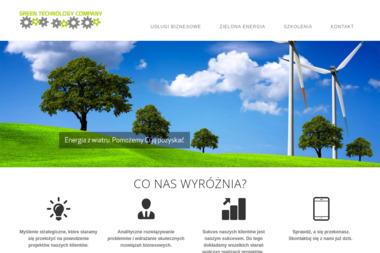 GREEN TECHNOLOGY COMPANY SP. Z O.O. - Biznes plan Koszalin