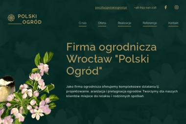 Polski Ogród - Projektowanie ogrodów Dzierżoniów