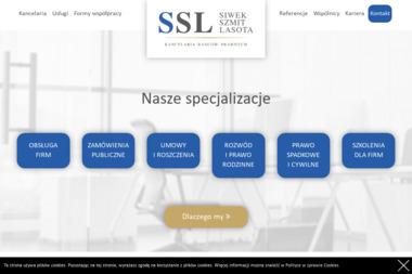 Kancelaria Radców Prawnych Siwek, Szmit & Lasota - Windykacja Kielce