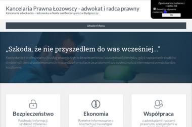Kancelaria Adwokacka w Nakle nad Notecią - Obsługa prawna firm Nakło nad Notecią