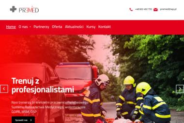 Firma Usługowa PREMED - Kwalifikowana Pierwsza Pomoc Jasło