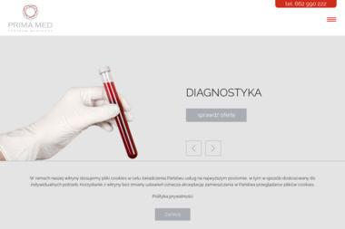 PRIMA MED Centrum Medyczne - Odchudzanie Mińsk Mazowiecki