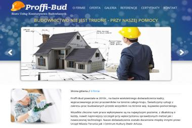 Biuro Usług Kosztorysowo Budowlanych Proffi-Bud - Ściana Murowana Toruń