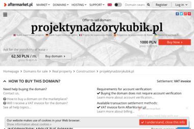 PROJEKTOWANIE I NADZÓR W BUDOWNICTWIE mgr inż. Dariusz Kubik - Inspektor Budowlany Nowe Brzesko