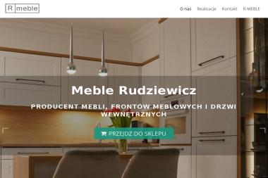 """Meble """"""""Rudziewicz"""""""" - Meble na wymiar Włodawa"""