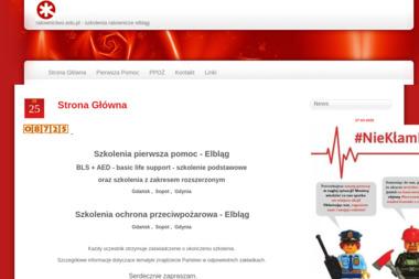 Ratownictwo.edu - Kurs pierwszej pomocy Elbląg