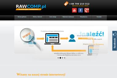 Rawcomp - Agencja interaktywna Rawa Mazowiecka