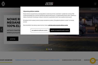 RTS Sp. z o.o. - Sprzedawcy samochodów dostawczych Elbląg