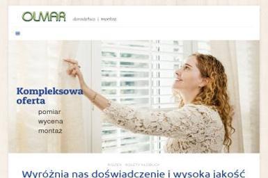 """PPHU """"""""OLMAR"""""""" - Okna drewniane Kłobuck"""