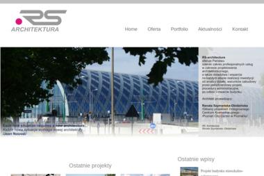 RS Architektura - Architekt Mosina