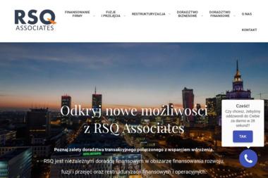 RSQ Associates - Niezależny Doradca Finansowy Warszawa