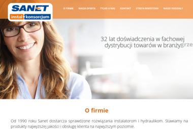 SANET Sp. z o.o. - Kolektory słoneczne Gdynia