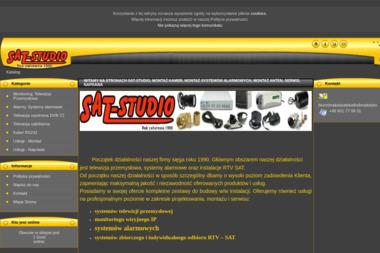 P.P.H.U. SAT-STUDIO - Alarmy Leszno