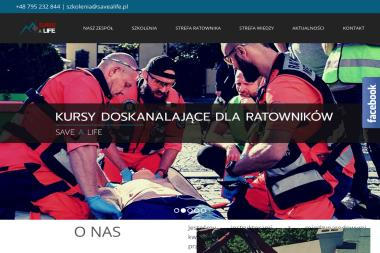 SAVE A LIFE - Kpp Kraków