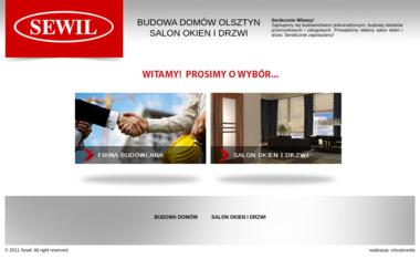 SEWIL - Murowanie ścian Olsztyn